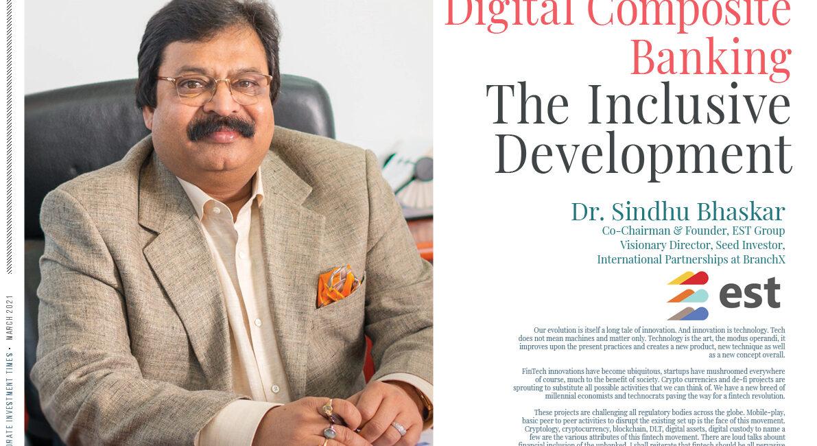 Digital Composite Banking The Inclusive Development