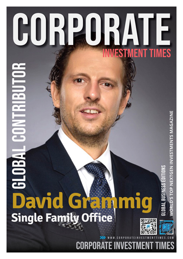 Corporate Investment Times - Global Contributor David Grammig