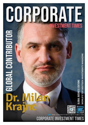 Sir prof. Milan Krajnc, PhD FRSA KMFAP FRAS IPA